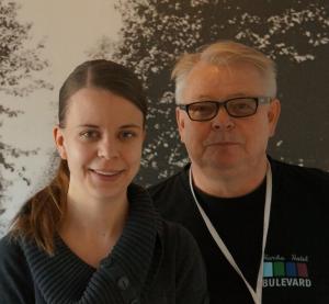 Henna Ström & Esa Aarnio